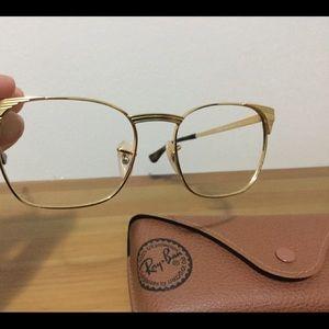 10566655bdd5c Ray-Ban Accessories - Ray-Ban Optic Club Master Glasses
